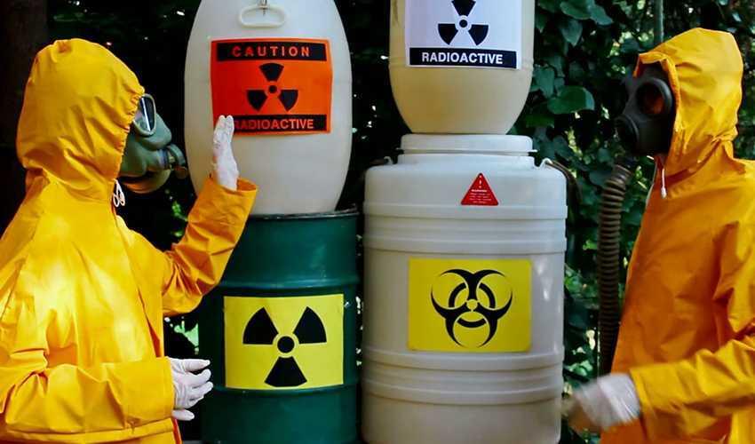 Вывоз отходов 1-4 класса опасности
